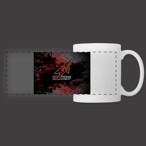 RedOpz Splatter - Panoramic Mug