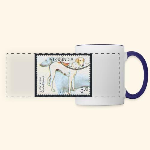 India - Mudhol Hound - Panoramic Mug