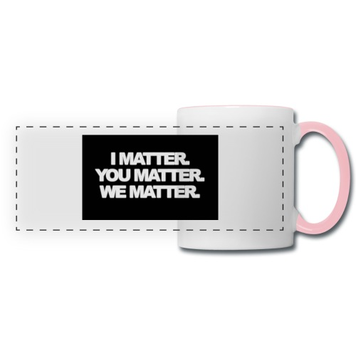 We matter - Panoramic Mug
