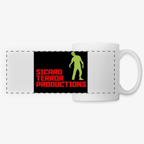 Sicard Terror Productions Merchandise - Panoramic Mug