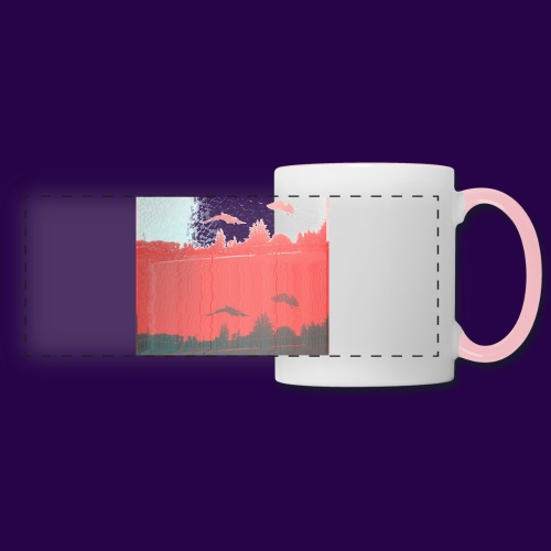 Ahiru - Panoramic Mug
