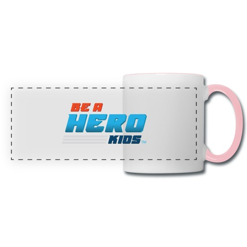 BHK secondary full color stylized TM - Panoramic Mug