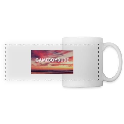 GameBoyDude merch store - Panoramic Mug