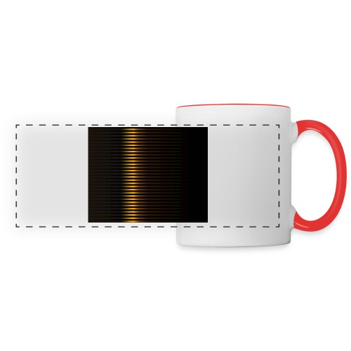 Gold Color Best Merch ExtremeRapp - Panoramic Mug