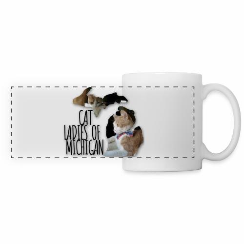 Cat Ladies of Michigan - Panoramic Mug