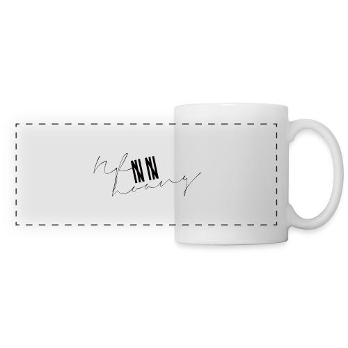Nf8hoang |||| |||| (Black) - Panoramic Mug