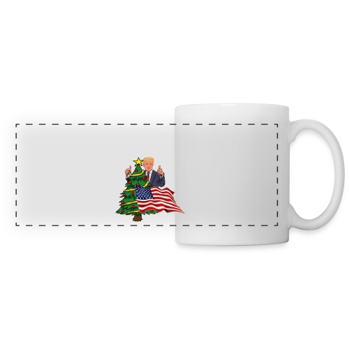 Make America's Christmas Great Again - Panoramic Mug