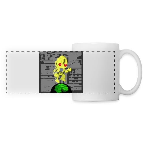 Hollow Earth Woman - Panoramic Mug