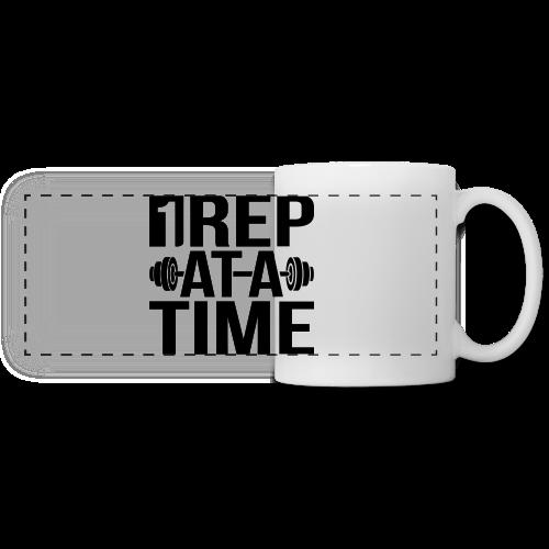 1Rep at a Time - Panoramic Mug