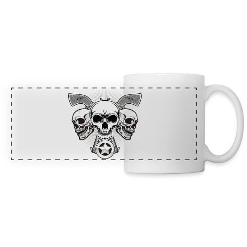 Skulls - Panoramic Mug