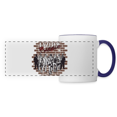 East Row Rabble - Panoramic Mug