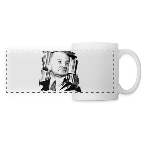 Ludwig von Mises Libertarian - Panoramic Mug