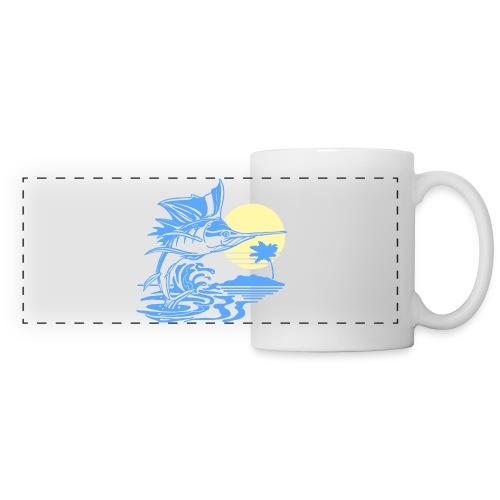 Sailfish - Panoramic Mug
