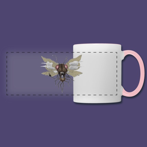 Toke Fly - Panoramic Mug