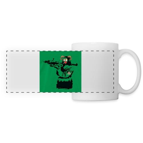 Baskey mona lisa - Panoramic Mug