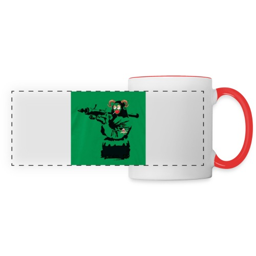 Baskey mona lisa - Panoramic Mug