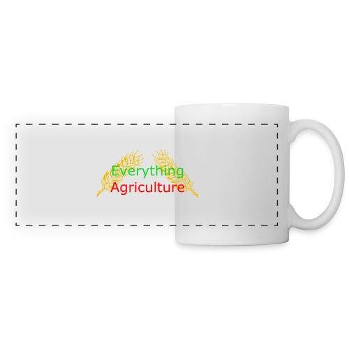 Everything Agriculture LOGO - Panoramic Mug