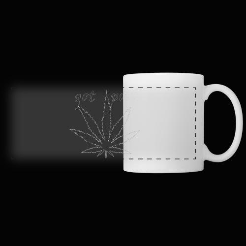 got pot? - Panoramic Mug