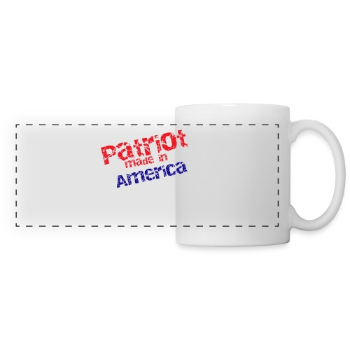 Patriot mug - Panoramic Mug
