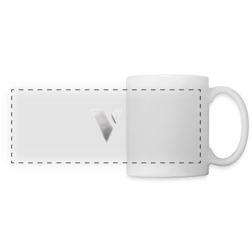 virtual merch logo - Panoramic Mug