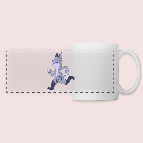 Breezy Bunny - Panoramic Mug