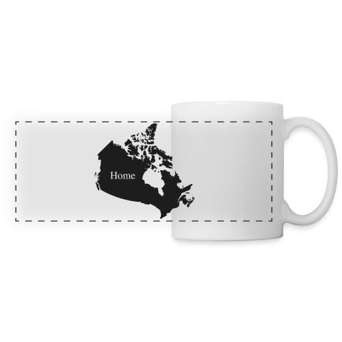 Canada Home - Panoramic Mug