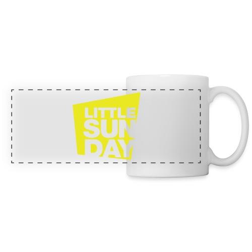 littleSUNDAY Official Logo - Panoramic Mug