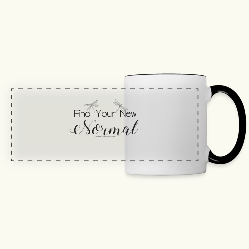 Find Your New Normal - Panoramic Mug