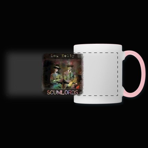 Lou Kelly - Scumlords Album Cover - Panoramic Mug
