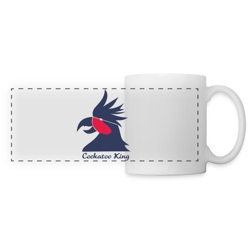 Cockatoo Logo - Panoramic Mug