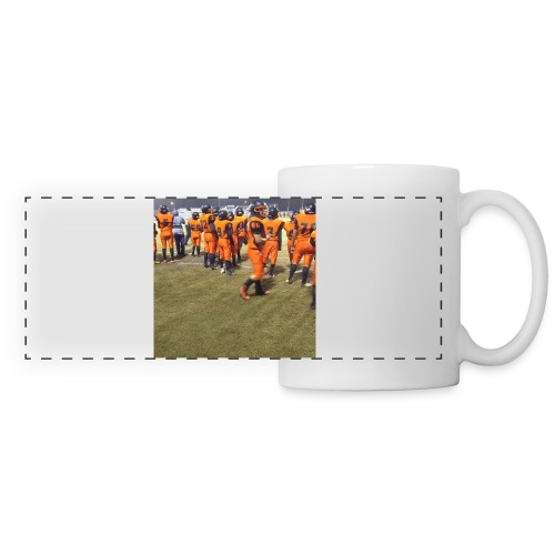 Football team - Panoramic Mug