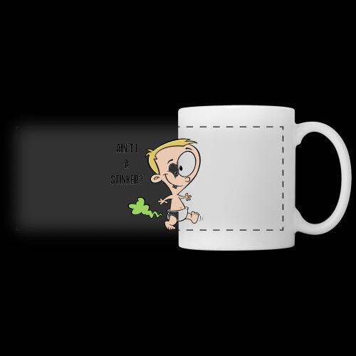 Lil' Stinker - Panoramic Mug
