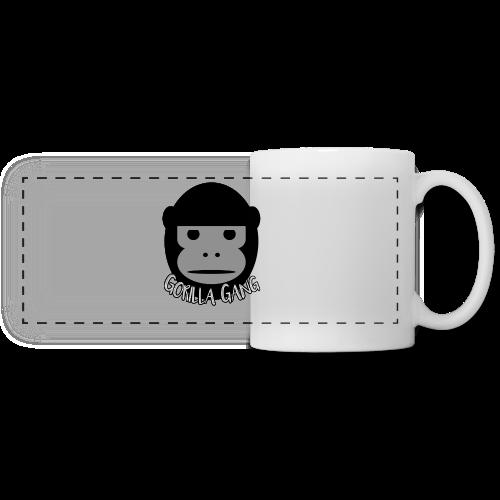 Gorilla Gang Original Insignia - Panoramic Mug