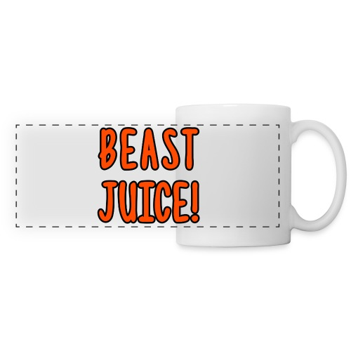 BEAST JUICE! - Panoramic Mug