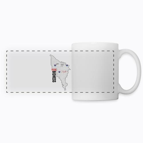 Toe Bidness - Panoramic Mug