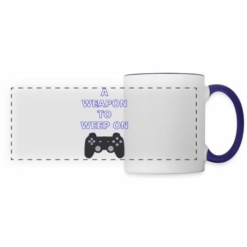 A Weapon to Weep On - Panoramic Mug
