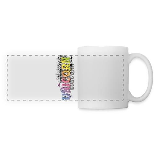 Undercover Unicorn - Panoramic Mug
