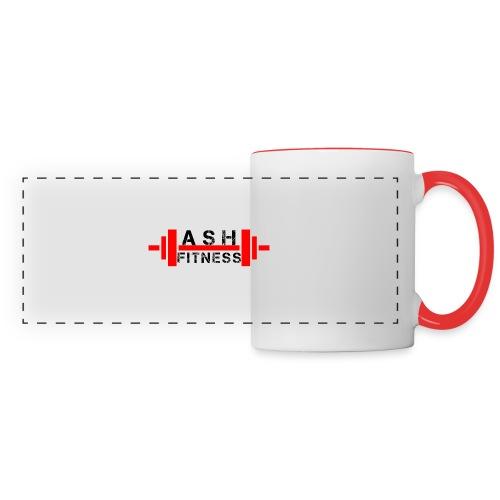 ASH FITNESS MUSCLE ACCESSORIES - Panoramic Mug