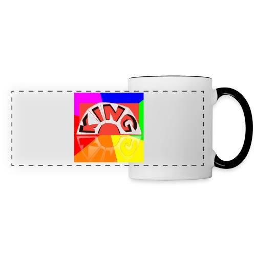 meme logo - Panoramic Mug