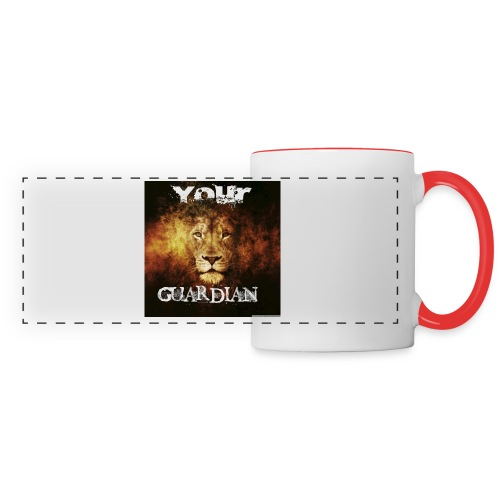 your the next lion guardian!! - Panoramic Mug