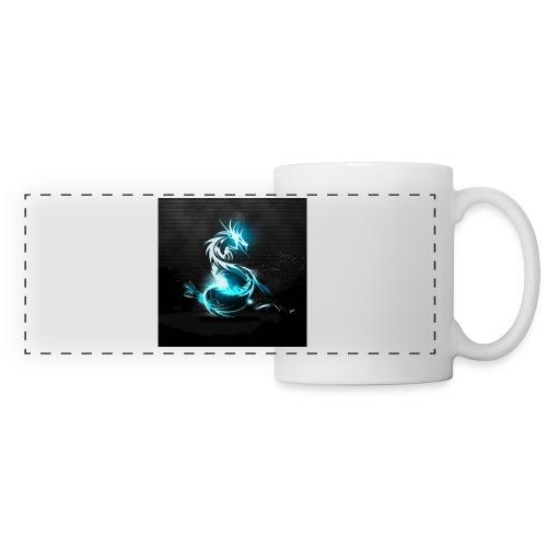dragon light - Panoramic Mug