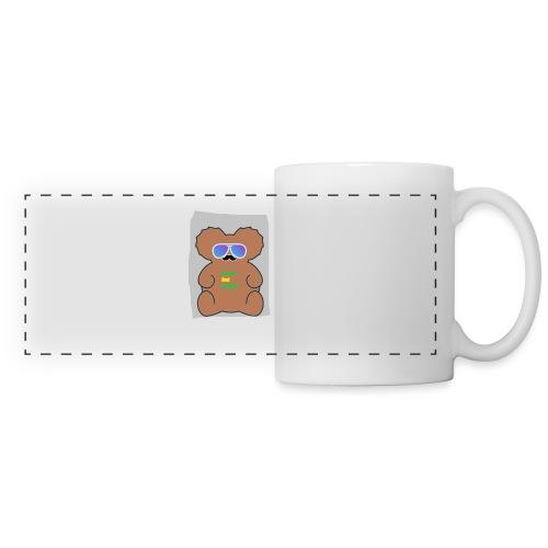 Aussie Dad Gaming Koala - Panoramic Mug