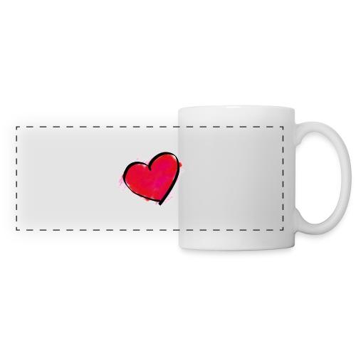 heart 192957 960 720 - Panoramic Mug