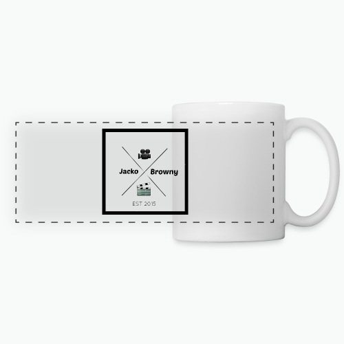 youtube logo 2 - Panoramic Mug