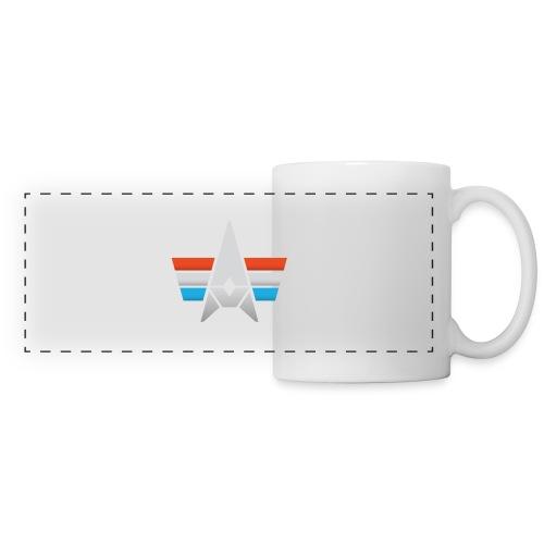 BHK Icon full color stylized TM - Panoramic Mug