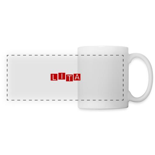 LITA Logo - Panoramic Mug
