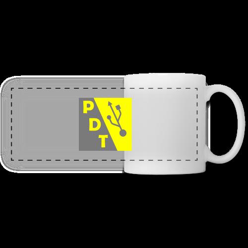 PDT Logo - Panoramic Mug