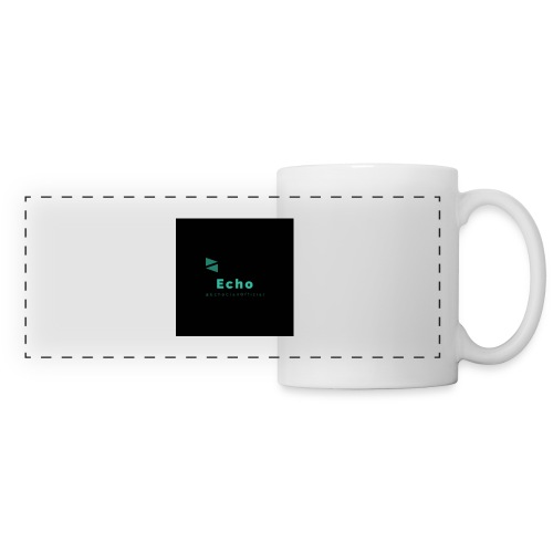 Echo Clan Offical Logo Merch - Panoramic Mug