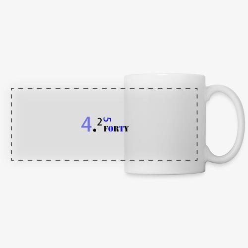 Logo 2 - Panoramic Mug