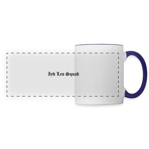 iyb leo squad logo - Panoramic Mug